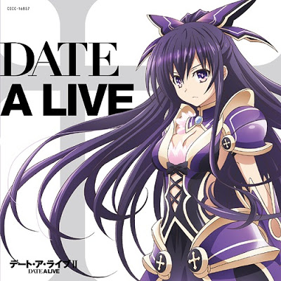 Date A Live II ED – Day to Story