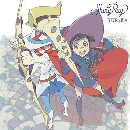 Little Witch Academia OP – Shiny Ray