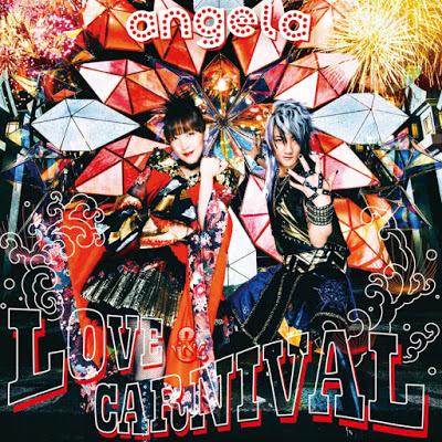 Angela – Love & Carnival (Album) [2016] [K: Return of Kings ED ep13]