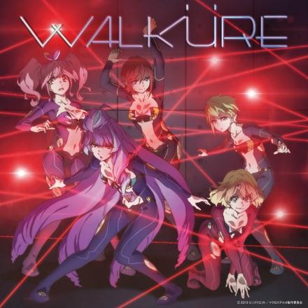 Walküre – Walküre Trap! (Album) Macross Delta ED & Inserts Song