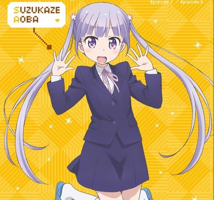 New Game! Character Song CD Lv.1