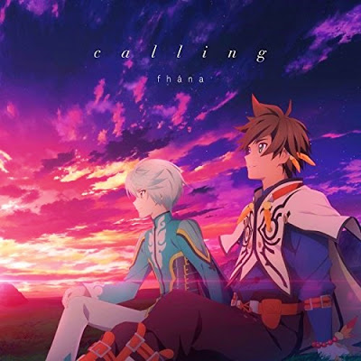 Tales of Zestiria the X ED – Calling