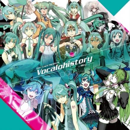 EXIT TUNES PRESENTS Vocalohistory feat.Hatsune Miku [4CDs]