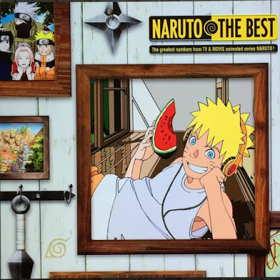 Naruto The Best (2016)