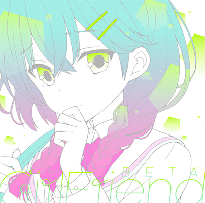 GirlFriend BETA Character Song Series Vol.02
