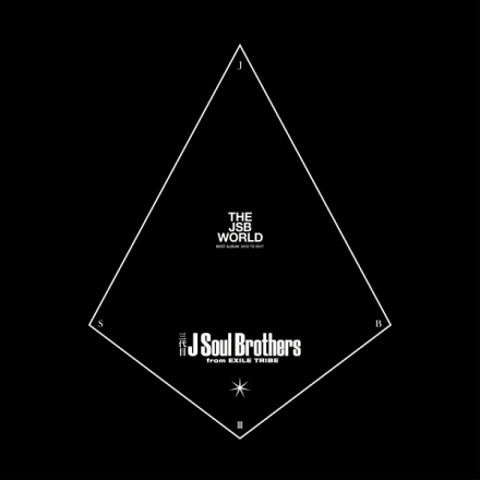 "Sandaime J Soul Brothers' – ""THE JSB WORLD"" (Best Album)  [3CD]"