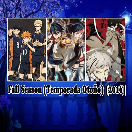 Fall Season (Temporada Otoño) [2016]