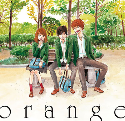Orange ED – Mirai