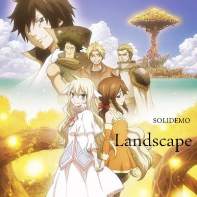 Fairy Tail  Zero  Single – ED 22 – Landscape