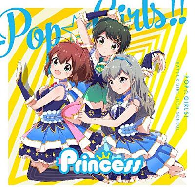 Battle Girl High School – Pop☆Girls! / Unlock (2nd Single)