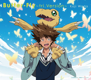 Digimon Adventure tri OP – Butter-Fly ~tri.Version~