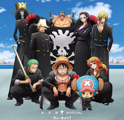 One Piece OP 19 – We Can