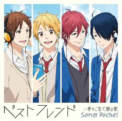 Niijiro Days OP Single – Best Friend