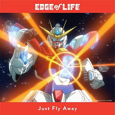 Gundam Build Fighters Try OP2 – Just Fly Away